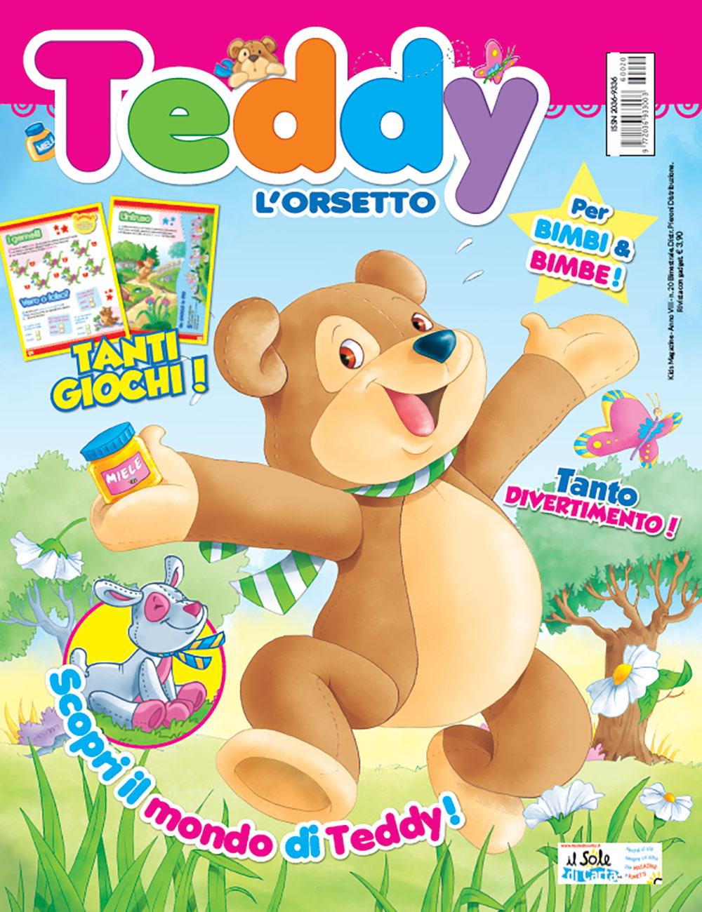 Teddy l'orsetto